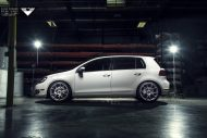 Vorsteiner Flow Forged V FF 103 Wheels for the Volkswagen Golf GTI 2 190x127 Volkswagen VW Golf Gti auf 19 Zoll V FF 103 Alufelgen