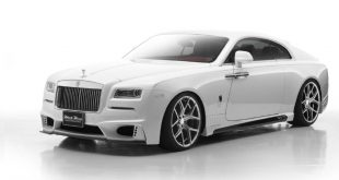 Wald Rolls Royce Wraith tuning black 5 310x165 Wald Internationale Rolls Royce Wraith Black Bison