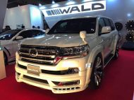 Wald Toyota Land Cruiser 7 190x143 Toyota Land Cruiser   brutalo Outfit by Wald Internationale