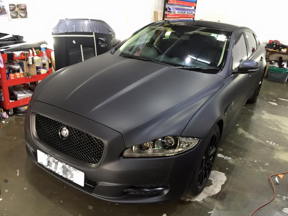Wrapped-Jaguar-XJL-tuning-parts-3