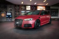 abt audi rs3 450 individual tuning essen motor a tuning car 1 190x127 Noch einmal mehr Dampf   ABT Audi RS3 mit 450PS