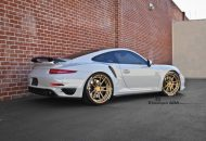 adv1 wheels 991 turbo pirelli tire letters gold bronze racing c 1 190x130 Porsche 991 Turbo S auf 21 Zoll ADV5.2 Mattbronze Alu's
