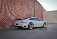 adv1 wheels 991 turbo pirelli tire letters gold bronze racing c 5 190x130 Porsche 991 Turbo S auf 21 Zoll ADV5.2 Mattbronze Alu's