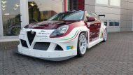 alfa romeo giulietta tcr will race in the 2016 tcr international series 2 190x107 Alfa Romeo Giulietta TCR Racecar by Romeo Ferraris Srl