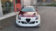 alfa romeo giulietta tcr will race in the 2016 tcr international series 4 190x107 Alfa Romeo Giulietta TCR Racecar by Romeo Ferraris Srl