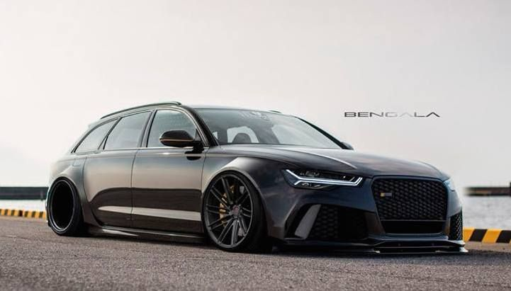 bengala audi rs6 tuning 1 Rendering: Bengala Automotive Design Audi RS6 Widebody