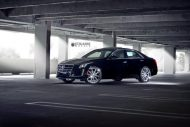 cadillac cts 1 strasse wheels alus 1 190x127 22 Zoll Strasse S10 Alufelgen an der Cadillac CTS Limousine