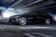 cadillac cts 1 strasse wheels alus 2 190x127 22 Zoll Strasse S10 Alufelgen an der Cadillac CTS Limousine