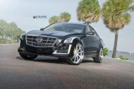 cadillac cts 1 strasse wheels alus 4 190x127 22 Zoll Strasse S10 Alufelgen an der Cadillac CTS Limousine