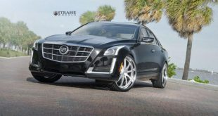 cadillac cts 1 strasse wheels alus 4 310x165 22 Zoll Strasse S10 Alufelgen an der Cadillac CTS Limousine