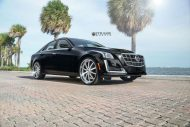 cadillac cts 1 strasse wheels alus 6 190x127 22 Zoll Strasse S10 Alufelgen an der Cadillac CTS Limousine
