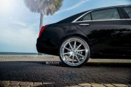 cadillac cts 1 strasse wheels alus 9 190x127 22 Zoll Strasse S10 Alufelgen an der Cadillac CTS Limousine