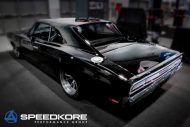 carbon fiber 1970 dodge charger with debut at sema 2015 1 1 190x127 Carbon Monster   1970er Dodge Charger Partnerprojekt
