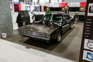 carbon fiber 1970 dodge charger with debut at sema 2015 1 6 190x127 Carbon Monster   1970er Dodge Charger Partnerprojekt