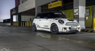 duellwhite 14 tuning car new 1 310x165 DuelL AG Bodykit & OZ Leggera's am MINI Clubman F54