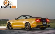 ford mustang convert 9 8 tuning 3 190x119 Ford Mustang Cabrio als Hennessey Performance HPE750