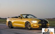 ford mustang convert 9 8 tuning 4 190x119 Ford Mustang Cabrio als Hennessey Performance HPE750