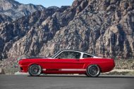 ford mustang ringbrothers tuning car 2 190x127 Teil 2   Ringbrothers Ford Mustang Fastback SPLITR