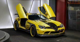 hamann slr for sale tuning volcano 1 310x165 Extremely Hamann Volcano Mercedes Benz SLR