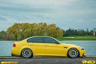 iND Distribution BMW E90 M3 Yellow Tuning 18 190x127 Mal was anderes   BMW E90 M3 in Gelb by iND Distribution