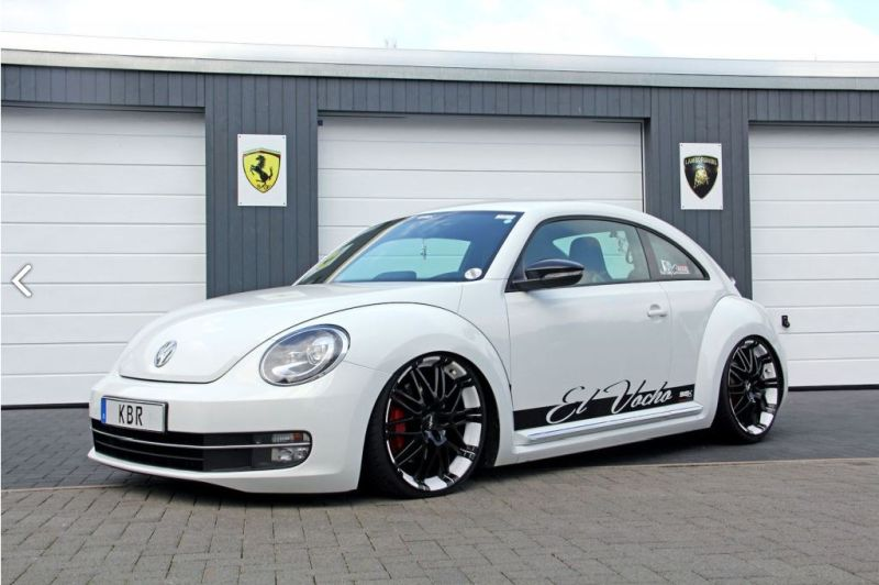 M 228 Chtig Sound Amp Optik Im Kbr Motorsport Vw Beetle