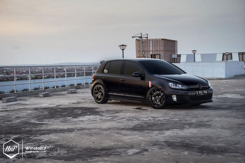 Kevinmk6 05 1 Tuning Golf VW GTI MK6 With SSR GTV 03 Alu39