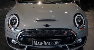 maxi tuner reveals mini cooper s clubman with 6 310x165 260PS im Maxi Tuner MINI Cooper S Clubman
