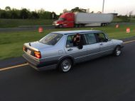 this vw jetta 6 door stretch limo wants tuning car 1 190x143 That's just VW Jetta II as 6 door stretch limousine