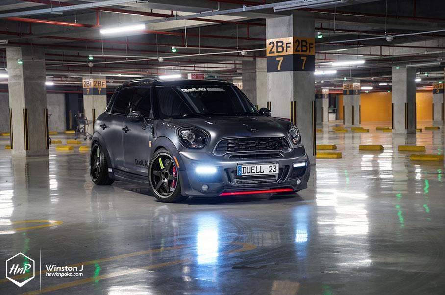 uizduell 03 tuning newmini 1 Volles Programm: DuelL AG MINI Countryman