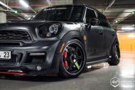 uizduell 03 tuning newmini 13 190x127 Volles Programm: DuelL AG MINI Countryman