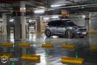 uizduell 03 tuning newmini 3 190x127 Volles Programm: DuelL AG MINI Countryman