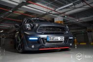 uizduell 03 tuning newmini 7 190x127 Volles Programm: DuelL AG MINI Countryman