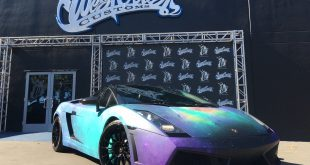 video galaxy lamborghini gallard 310x165 Video: Galaxy Lamborghini Gallardo von Taylor Caniff