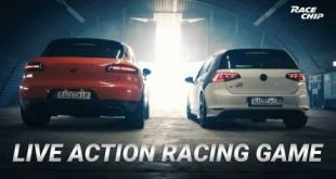 video porsche macan turbo vw gol 310x165 Video: Porsche Macan Turbo & VW Golf VII R von RaceChip