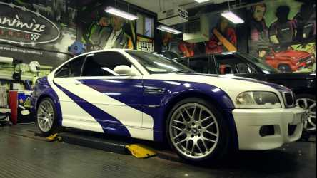 video reales need for speed bmw Video: Reales Need for Speed? BMW E46 M3 mit Fernbedienung!