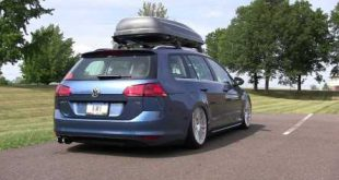 video vw golf 7 variant mit awe 310x165 Fotostory: Schickes Duo   Audi A4 S4 B8 von AWE Tuning