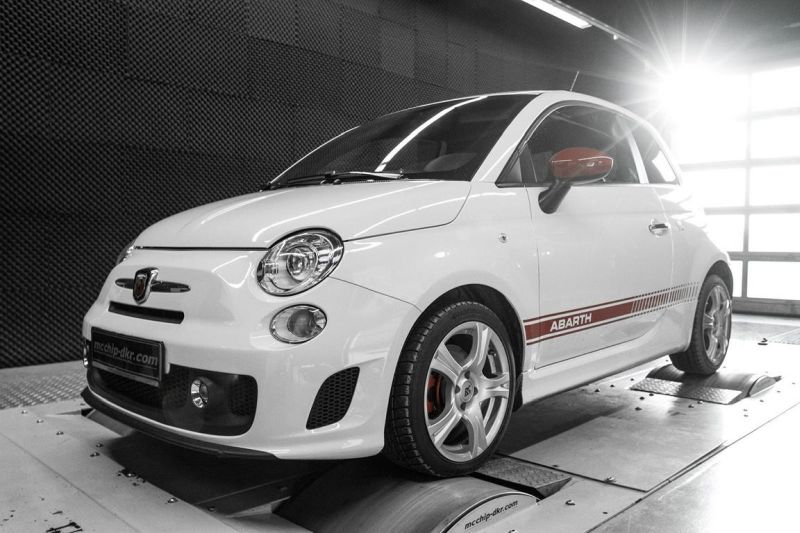 fiat 500 1 4 t jet abarth mit 158ps 257nm by mcchip dkr. Black Bedroom Furniture Sets. Home Design Ideas