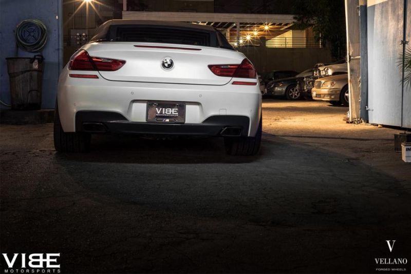 10285615 1054879977888081 3293989428228807355 o BMW 650i Cabrio auf Vellano VKP 22 Zoll Alufelgen