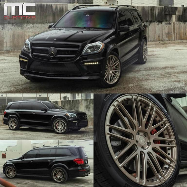 10655291 198464433827122 4539577260656740936 o MC Customs   Mercedes Benz GL63 AMG auf AG Wheels