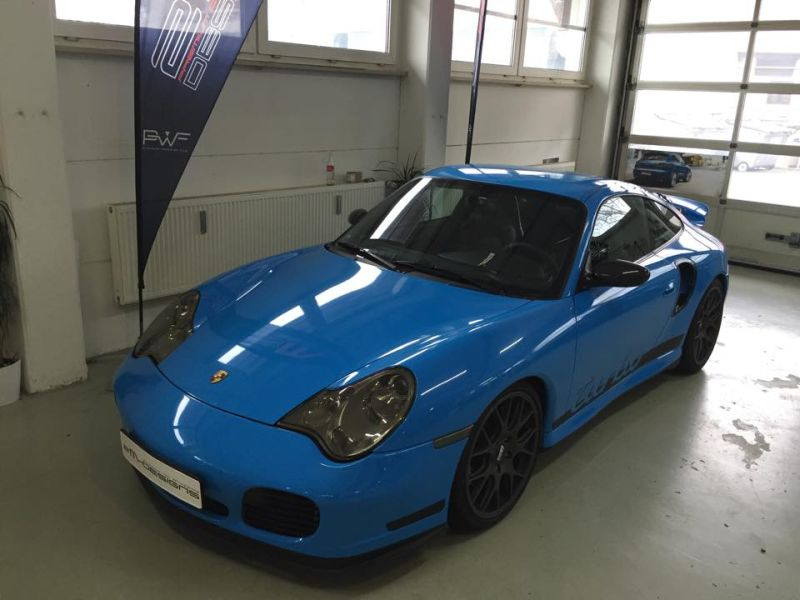 11048776 1106222516055127 1440195277858021859 n Porsche 911 (996) Turbo Folierung in Rivierablue by 2M Designs