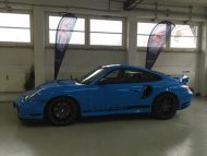 12299306 1106222179388494 5149199180510061492 n 190x143 Porsche 911 (996) Turbo Folierung in Rivierablue by 2M Designs