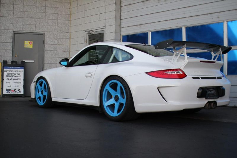 12303973 10153694059956698 3392272372034041621 o Hellblaue HRE Performance Wheels am Porsche 911
