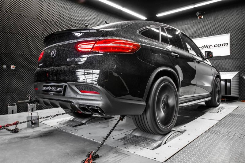 12304146 10153644599876236 2917527840352860965 o Mercedes Benz GLE 63S AMG mit 780PS/1050 Nm by Mcchip DKR