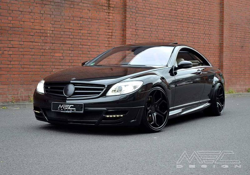 12307586 10153738593569727 8436692593992572809 o MEC Design   Tuning am Mercedes C216 CL500