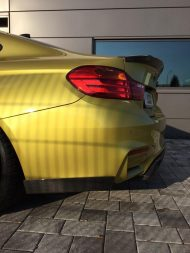 12308384 927179093985920 203749459476195428 n 190x253 Austin Yellow BMW M4 F82 mit VOS Cars Carbon Parts