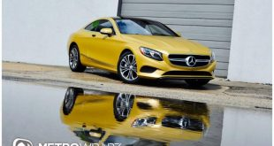 12314174 926403764063294 6970894083175034773 o 310x165 Goldeneye   Mercedes Benz CL Coupe by Metro Wrapz