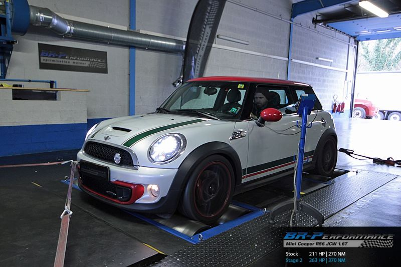 12314473 1059058627458893 945039771192380254 o Mini Cooper R56 JCW 1.6T mit 263PS by BR Performance