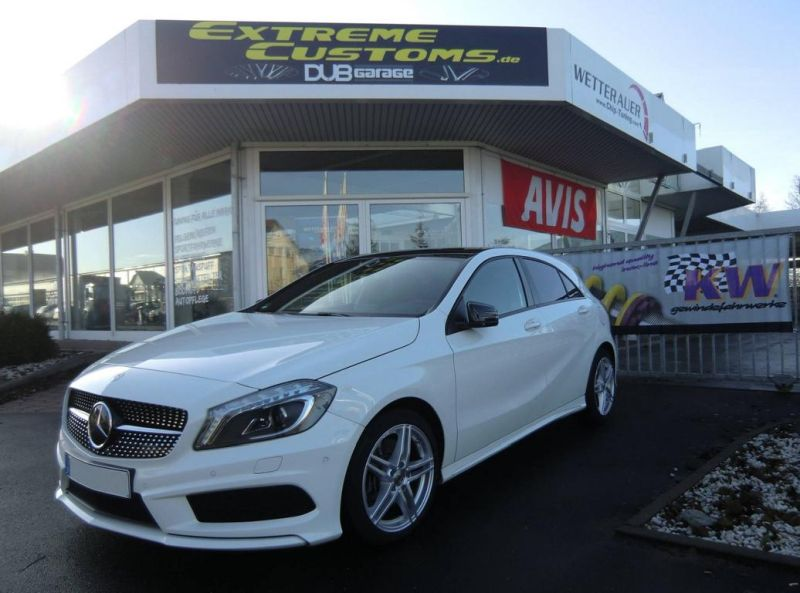 12314483 1049722821726601 1441612584843623413 o Mercedes A220 CDi mit 200PS & 420NM by Wetterauer