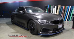 12314594 1072414956112522 2614546573139564688 o 310x165 Mal was anderes   BMW 4er Coupe von Impressive Wrap