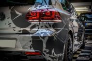 12314616 1092544910780048 5574783694359371716 o 190x127 Black broken Ice Folierung by CMD am VW Golf VI R Design